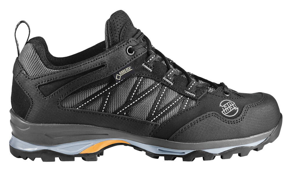 Belorado Low Lady GTX Shoes Women Black Schuhgröße 37,5 2017 Schuhe Hanwag